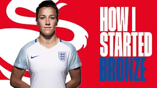 Lucy Bronze's Football Story | How I Started