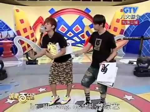 "Show Luo dance""Honey Trap""of  Jolin Tsai(跳蔡依林美人計)"