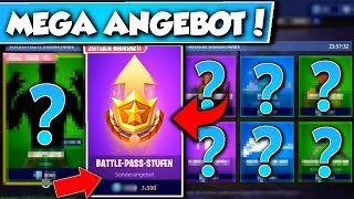 ⭐BATTLE-PASS STUFEN?!? ⭐ | NEW OBJECT SHOP in FORTNITE is DA!!