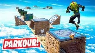 Live fortnite parcour game show avec enzo thebest