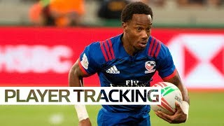 Player Tracking: Top 5 fastest speeds at the Cape Town Sevens thumbnail