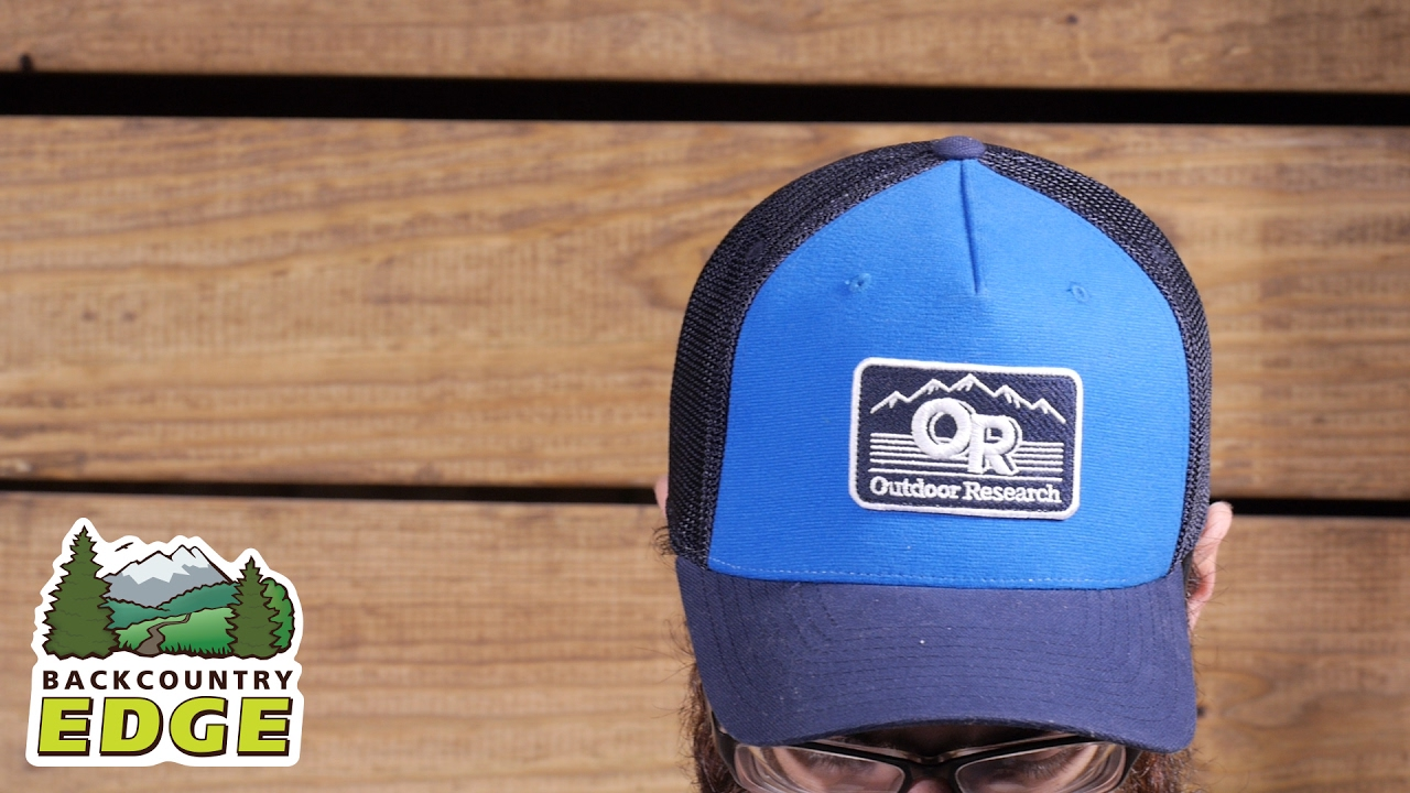 Outdoor Research Advocate Cap Youtube