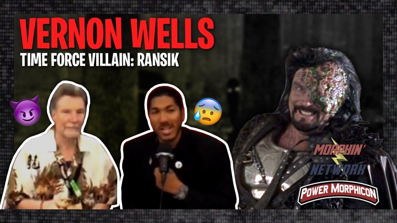 Empathy for the Devil: Understanding the Villains of Power ...  |Vernon Wells Power Rangers