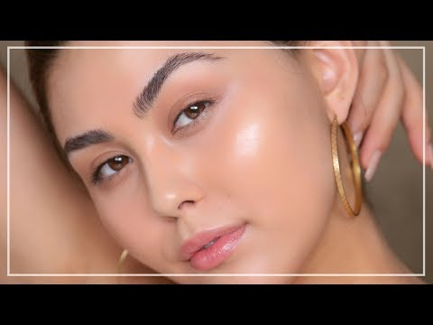 Back To School: No Foundation Makeup Routine | Roxette Arisa