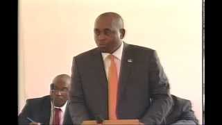 Dominica Budget Address (10:00am - Jul. 23, 2014)