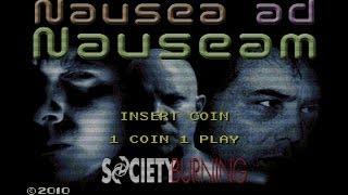 Society Burning - Nausea ad Nauseam (EXPLICIT)