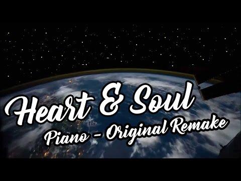 Heart And Soul - Loesser Carmichael - Piano   ORIGINAL REMAKE