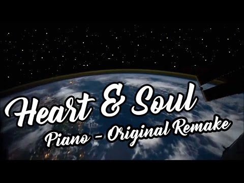Heart And Soul - Loesser Carmichael - Piano | ORIGINAL REMAKE