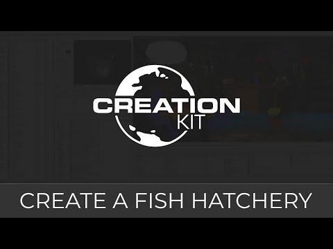 Creation Kit Tutorial (Create A Fish Hatchery)
