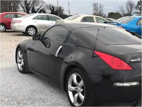2008 Nissan 350Z Used Cars Athens AL