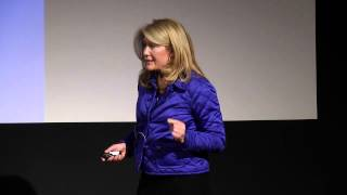 Depression and spiritual awakening -- two sides of one door | Lisa Miller | TEDxTeachersCollege