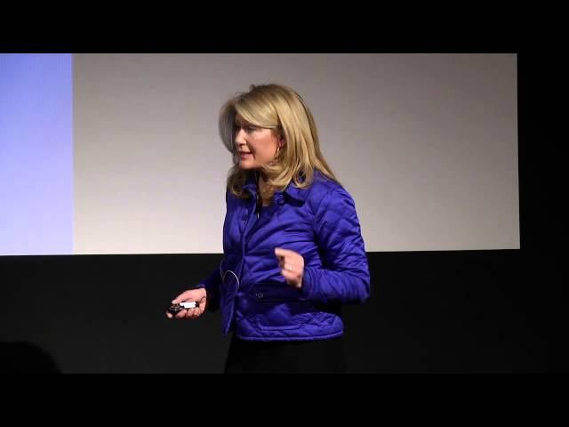 Depression and spiritual awakening -- two sides of one door | Lisa Miller | TEDxTeachersCollege