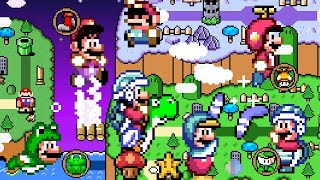 Super Mario World: Luigi is Villain