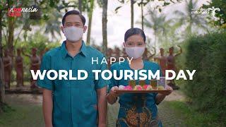 Happy World Tourism Day! | Indonesia.Travel