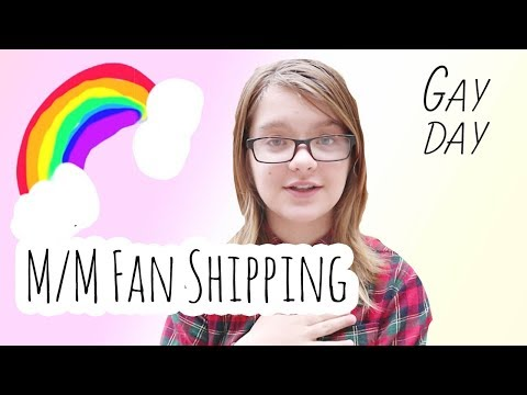 Gay Day - Why are most ships M/M?