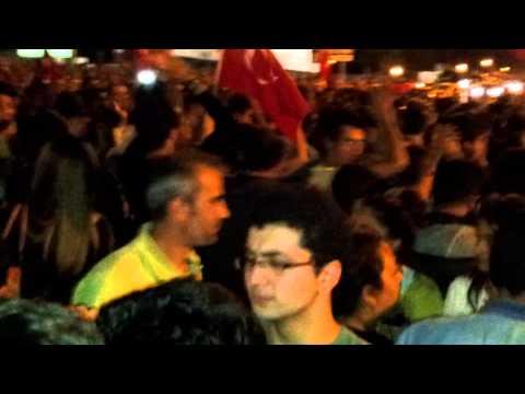 Ankara Batıkent - Taksim Için Direniş