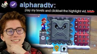 The level that almost broke me (Alpharad