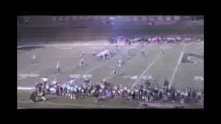 Biaggio Cancro Football Highlights Junior/Senior Year Bayonne High School