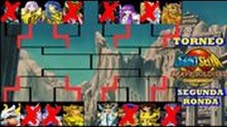 Saint Seiya Brave Soldiers TORNEO PART 2