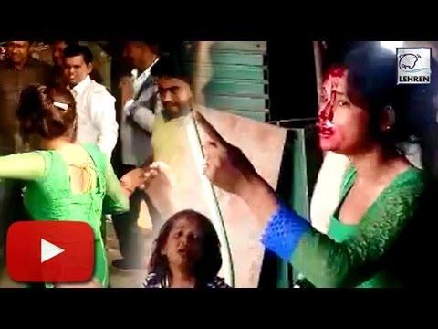 Uttar Pradesh: Women ASSAULTED Publicly In Mainpuri | Lehren News