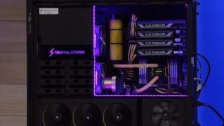 Техническая демонстрация DirectX 12