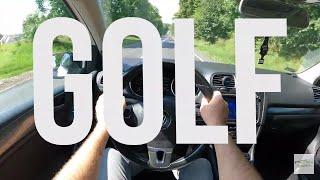2012 Volkswagen Golf VI 4K POV Test Drive