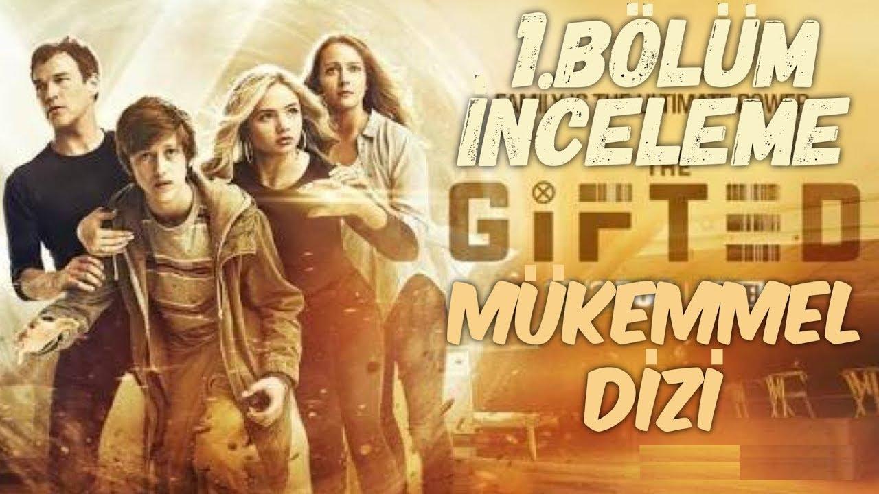 The Gifted 1 Bolum Inceleme Mukemmel Youtube