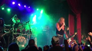 "Sebastian Bach ""Hell Inside My Head"" Live 6/9/15 Portland Oregon Star Theater"