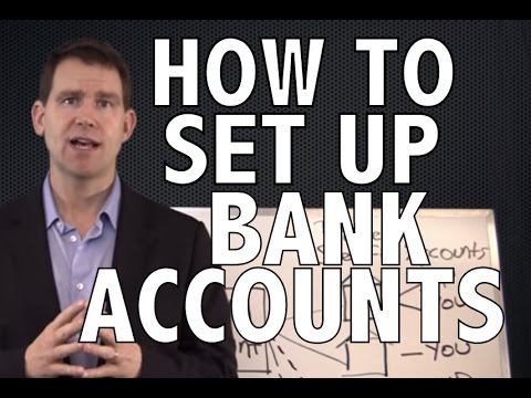 How to Set Up Your Bank Accounts with a Growing Real Estate Portfolio
