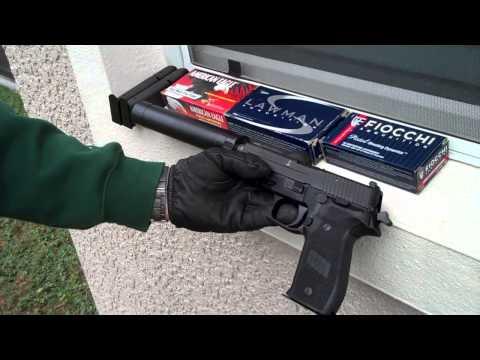 9mm subsonic ammo comparison