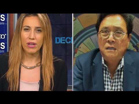 Robert Kiyosaki Predicts That Gold And Bitcoin Will Replace Dollar | Finance And Crypto
