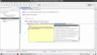 java spring tutorial for beginners