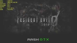 Resident Evil 0 HD Remaster - [GTX 960 / i5 4460] 1080p Max Settings