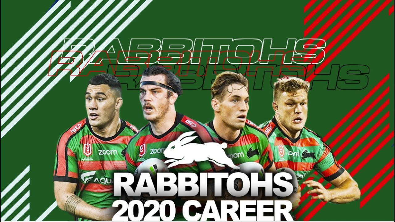 South Sydney Rabbitohs 2020 Career Round 18 Rugby League Live 4 Youtube
