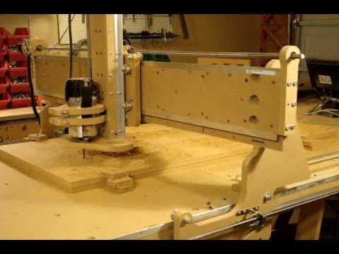 blacktoe CNC machine kit demonstration