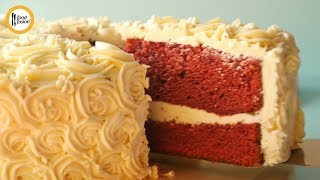 Red Velvet Cake Recipe By Food Fusion
