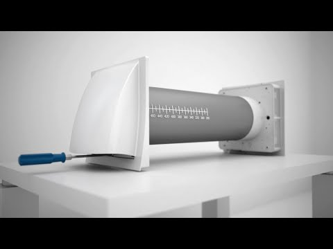 How does HRV/ERV heat recovery ventilation work?