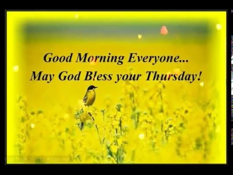 Happy Thursday Greetings/Quotes/Sms/Wishes/Saying/E Card/Wallpapers/  Whatsapp Video