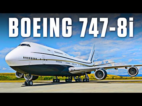 Inside The Largest Private Jet In The World