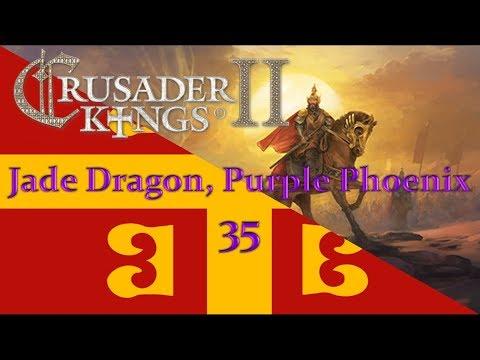 Crusader Kings II: Jade Dragon, Purple Phoenix 35 - World Conquest Attempt