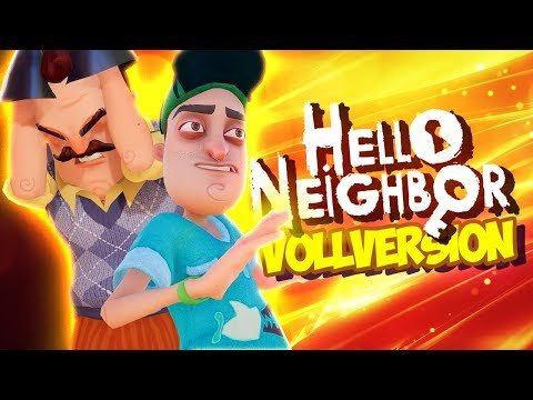 HELLO NEIGHBOR #01 - TRAURIG, TRAGISCH: MANFRED ● Let's Play Hello Neighbor