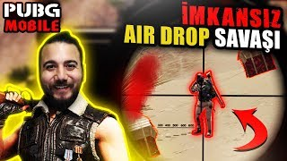 İMKANSIZ AİR DROP SAVAŞI! 29 Kills - PUBG Mobile ( One Man Squad )
