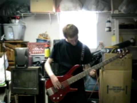 Bass Cover Settle For A slowdown by Dierks Bently REDONE again