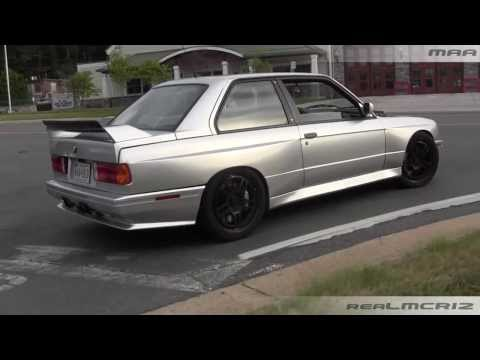 BMW E M V YouTube - Bmw 1989 e30