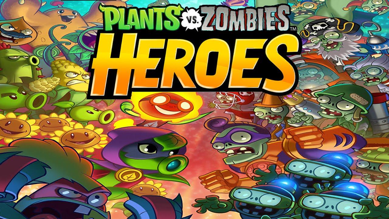 plants vs zombies heroes hack apk