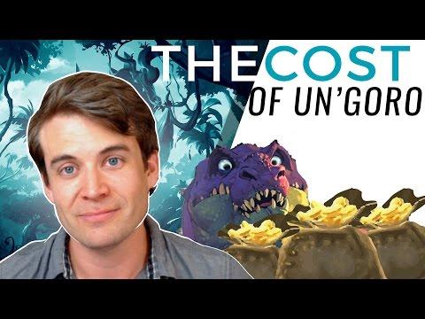 Brian Kibler on: The Cost of Un'Goro