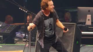 Pearl Jam - Baba O'Reilly - London O2 Arena 17th July 2018