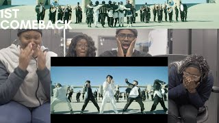 Gambar cover AMERICAN DANCER 1st COMEBACK of BTS (방탄소년단) 'ON'
