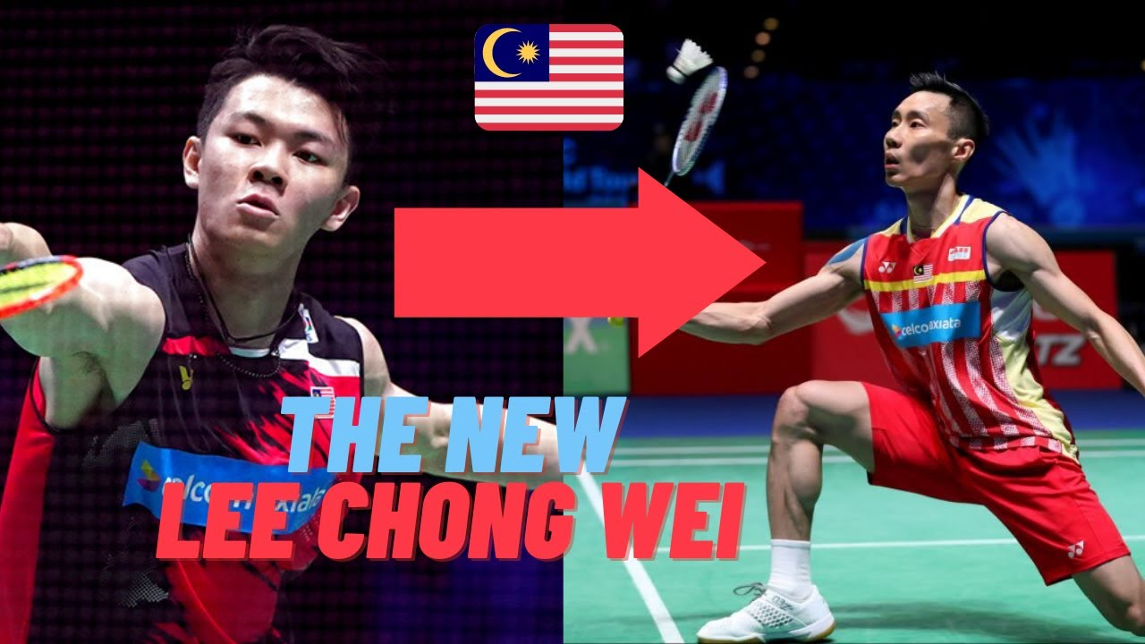 Lee Zii Jia vs Anthony Ginting | The new Lee Chong Wei - Badminton Trickshots 2021