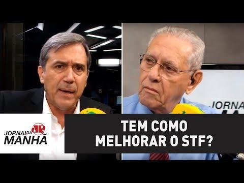 Joseval Peixoto x Marco Antonio Villa: Tem como melhorar o STF?